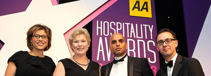 AA Hotel Group of The Year