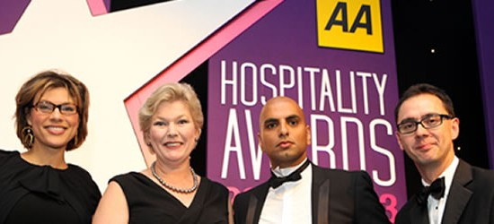 Hand Picked Hotels wins AA Hotel Group of the Year award